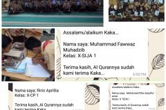 El-Fawwaz Wakaf Quran 2018